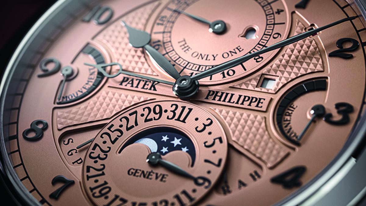 Grandmaster Chime tar över titeln som världens dyraste armbandsur