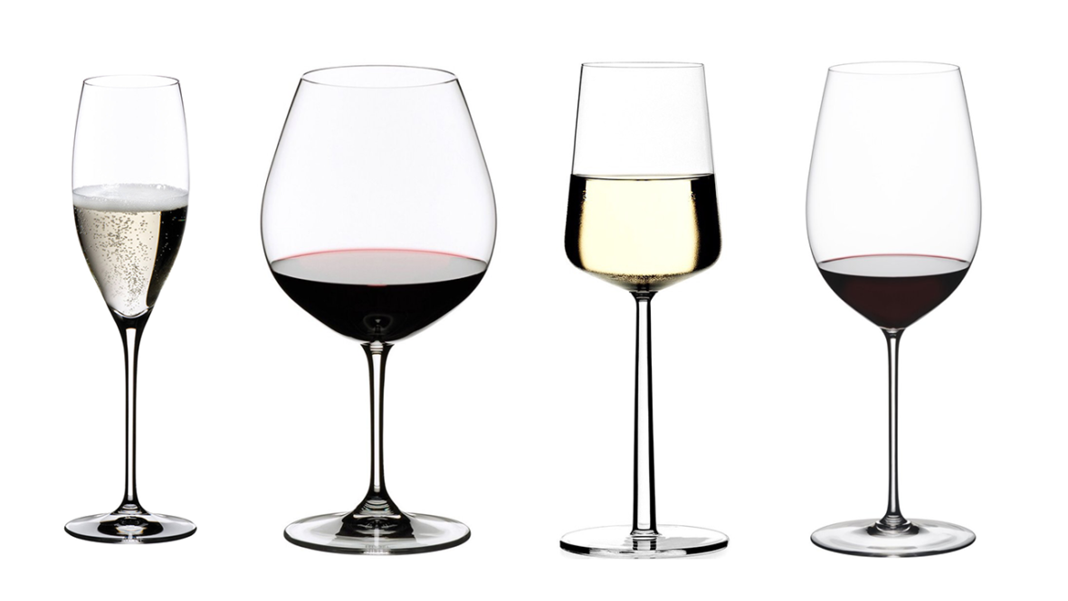 Guide: Rätt glas till rätt vin